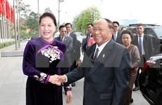 Concluye presidente de Asamblea Nacional de Camboya visita oficial a Vietnam
