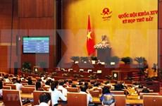 Analiza Parlamento de Vietnam planes de desarrollo socioeconómico y presupuesto estatal