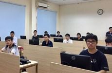 Ganan siete estudiantes vietnamitas medallas de plata en Olimpiada de Informática de Asia 2019