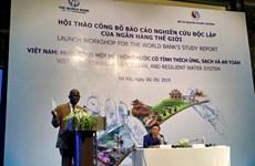 Proyecta Vietnam construir sistema seguro para el suministro de agua potable
