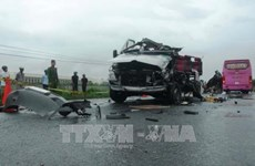Reportan en Vietnam más de  500 muertes por accidentes de tráfico en mayo