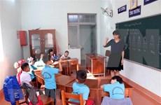 Vietnam emite un proyecto para apoyar a los niños discapacitados