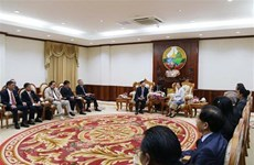 Fortalecen nexos de amistad Vietnam-Laos