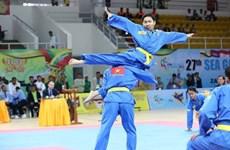 Celebran Copa mundial de arte marcial de Vietnam en Marsella
