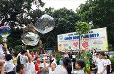 Festival infantil de Israel en Vietnam, puente de enlace cultural entre ambos países