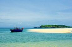 Isla vietnamita de Phu Quy atrae a turistas por su belleza natural
