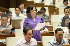 Conluye Parlamento de Vietnam oncena jornada de trabajo de su séptimo período de sesiones