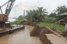 Provincia vietnamita de Ben Tre responde al cambio climático