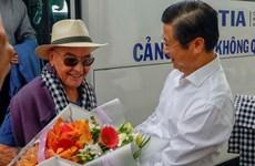 Visita ciudad vietnamita de Can Tho dueño de Tottenham