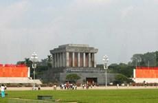 Anuncian el cierre temporal del Mausoleo de Ho Chi Minh