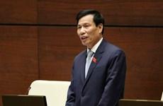 Ministro vietnamita habla de la competitividad del sector turístico nacional