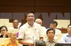 Continúa Parlamento de Vietnam sesiones de comparecencias
