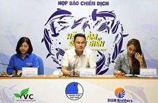 """Lanzarán en Vietnam la campaña """"Limpiemos el Mar"""""""