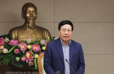 Comparece vicepremier vietnamita ante la Asamblea Nacional