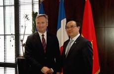 Realiza delegación del Partido Comunista de Vietnam visita a Francia