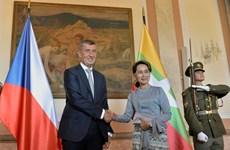 Fortalecen República de Checa y Myanmar la cooperación comercial