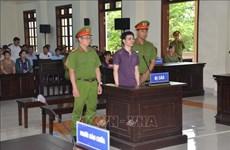 Condenan en Vietnam a un individuo a seis años de prisión por actos contra el Estado