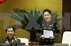 Culmina Asamblea Nacional de Vietnam  interpelaciones a altos funcionarios del Gobierno