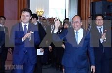 Efectúan en Vietnam Diálogo sobre relaciones económicas Italia-ASEAN