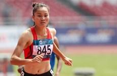 Gana deportista vietnamita oro en 400 metros durante campeonato continental de atletismo