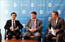 Participa Vietnam en foro diplomático sobre cooperación entre EE.UU. y los países del Mekong