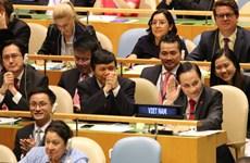 Asegura experto estadounidense posibilidad de Vietnam para contribuir a la comunidad internacional