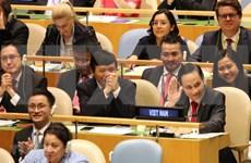 Prensa india alaba elección de Vietnam al Consejo de Seguridad de la ONU