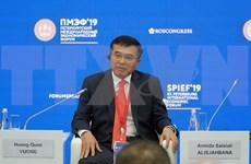 Asiste Vietnam al Diálogo de Negocios entre Unión Económica Euroasiática y ASEAN