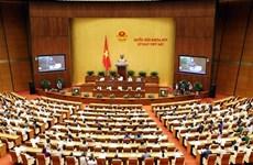 Aprobará Parlamento de Vietnam hoy dos resoluciones y discutirá dos borradores legales