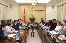 Enfermeros vietnamitas pueden trabajar en la República checa