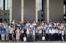 Participan 300 científicos en Conferencia de Matemática Vietnam-EE.UU. 2019