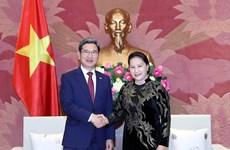 Vietnam y Corea del Sur profundizan asociación estratégica