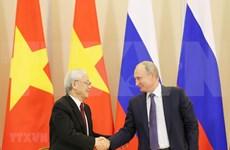 Vietnam felicita a Rusia por el Día Nacional