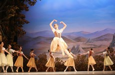 "Presentan en Hanoi ballet clásico ""Giselle"" en conmemoración del Día de Rusia"