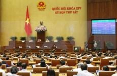 Aprueba Parlamento de Vietnam tres leyes