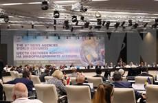 Participa VNA en Congreso Mundial de Agencias Noticiosas en Bulgaria