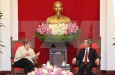 Ratifican importancia de asociación estratégica Vietnam-Australia