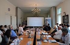 Intercambian Vietnam y Alemania experiencias del Programa de Innovación para Pymes