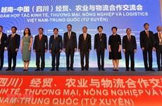 Apuesta Vietnam por incrementar el intercambio comercial y económico con China