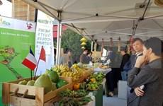 Promoverá Vietnam sus productos agrícolas en Francia
