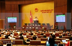 Aprueba Parlamento de Vietnam resolución sobre incorporación a convenio de la OIT