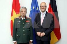 Promueven Vietnam y Alemania cooperación en defensa