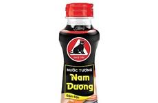 Reconocen en Canadá a la salsa de soja Nam Duong como la mejor de Vietnam