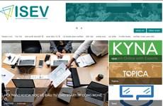Presentan en Vietnam portal para comunidad de empresas emprendedoras