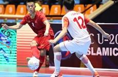 Vietnam se medirá con Indonesia en cuartos de final del Campeonato Asiático de Futsal Sub-20