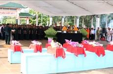 Intensifica provincia vietnamita de Thanh Hoa búsqueda de restos de combatientes voluntarios