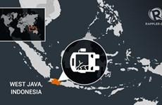 Mueren  12 personas en un accidente de tránsito en Indonesia
