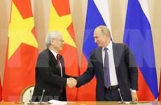 Celebran Vietnam y Rusia los 25 años de la firma del tratado sobre relaciones bilaterales