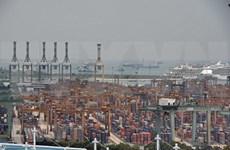 Reportan caída en las exportaciones de Singapur