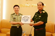 Destacan cooperación práctica Vietnam- China en defensa